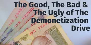 Demonetisation demonetization good or bad