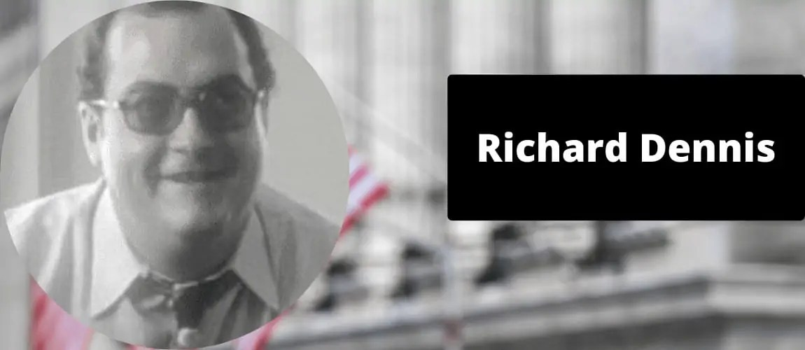 Richard Dennis - Prince of the Pi