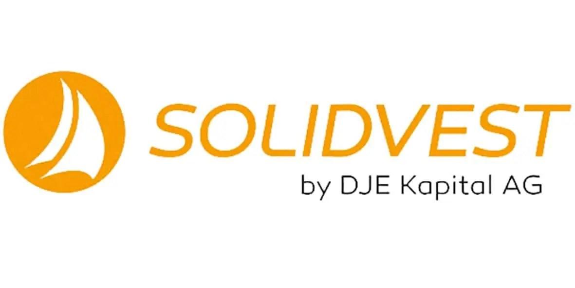 solidvest - das Roboadvisor Angebot der DJE Kapital AG