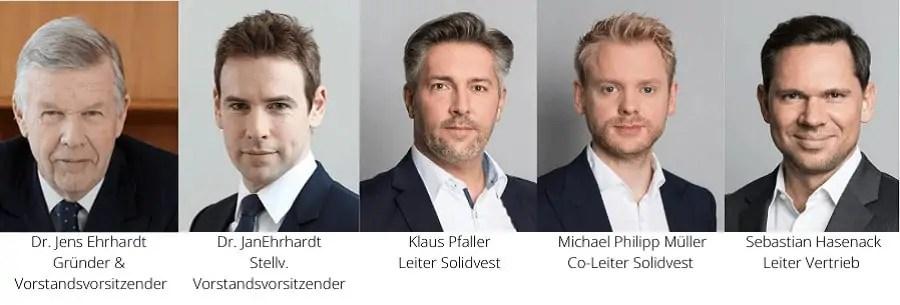 Solidvest Management-Team
