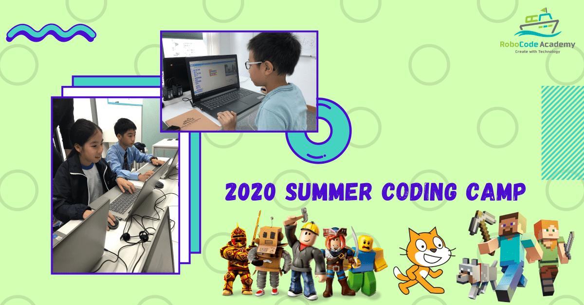 STEM 兒童編程課程及機械人興趣班 @RoboCode Academy