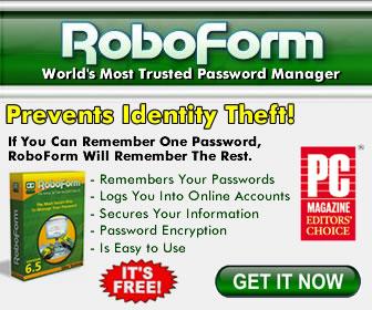RoboForm: Learn more...