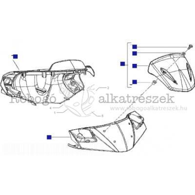 Gilera Runner 200 VXR 4T M462M 2004 ZAPM46200