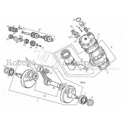 Derbi Replica Racing 2003 2003