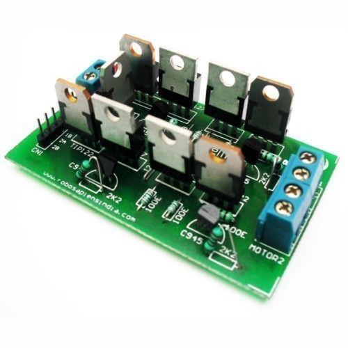 Bildr Highpower Control Arduino Tip120 Transistor
