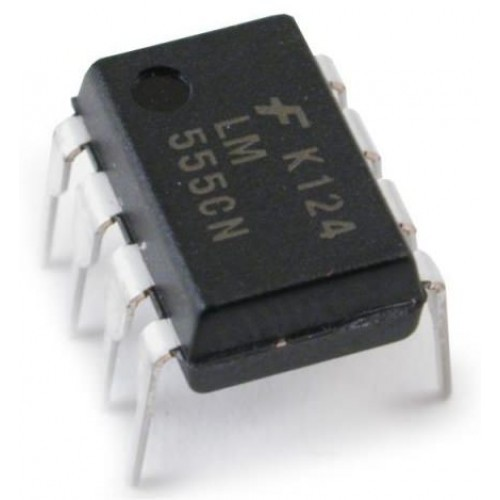 Picture Of 555 Timer Pin Diagram