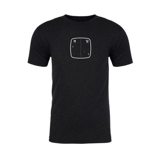 Pong Premium Tee Shirt :: Full :: ARCADE VISIONS Series :: Robots And Rocketships