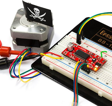Easy driver data sheet candace blog for Micro stepper motor datasheet