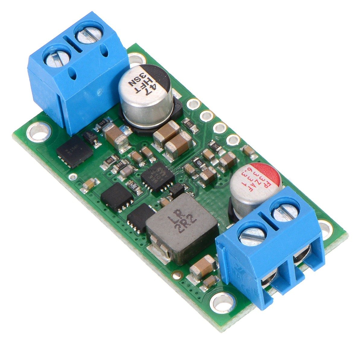 Step Down Regulator With Ldo