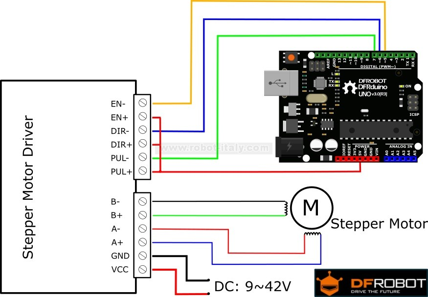 3d Printer Limit Switch Wiring Diagram 120043 Tb6600 Stepper Motor Driver Da Dfrobot A 16