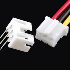 3 Wire Ps2 To Usb Adapter Wiring Diagram 709915 - Cavo + Connettore Da Pcb Tipo Jst Poli , Sparkfun A € 1,59 Su Robot Italy