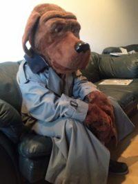 I Walked Around in a Scruff McGruff Costume and I Now Know ...