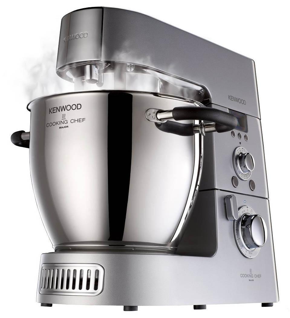 Kenwood Cooking Chef KM086 leggi la recensione con foto e tanti commenti online