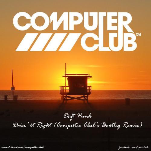 daft punk computer club remix