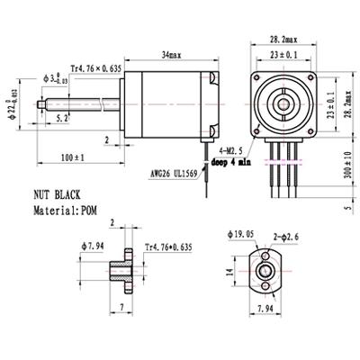 Dc Linear Actuator Wiring Schematic Hydraulic Schematic