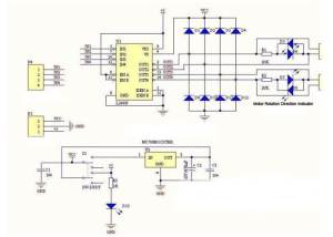 Dual HBridge Motor Driver Board  L298N  Robot Gear