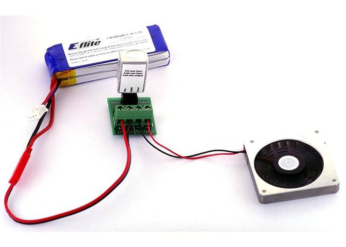 Lm2575 Simple Switcher 1a Step Down Voltage Regulator