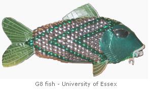 Robot G8 Fish Essex