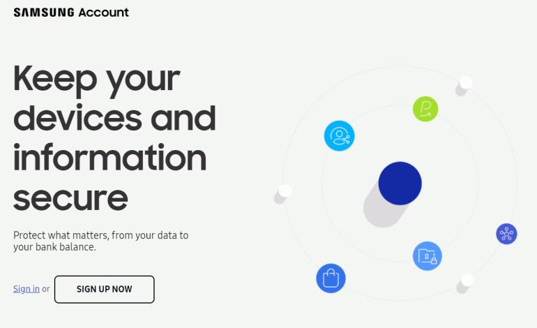 Samsung account | roboticplanet.co