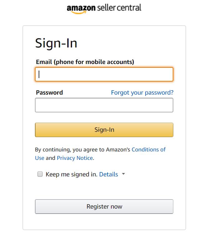 Amazon Account login | roboticplanet.co
