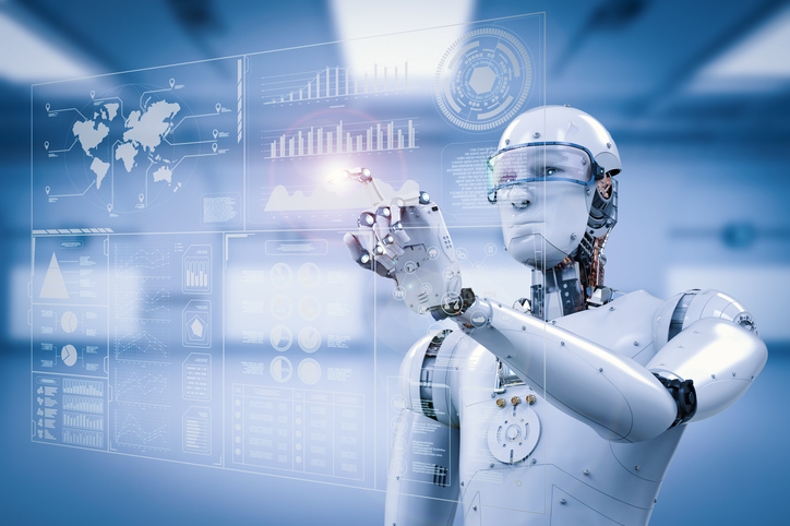 Industrial Robotics AI and Machine Learning in Your Applications  Robotics Blog