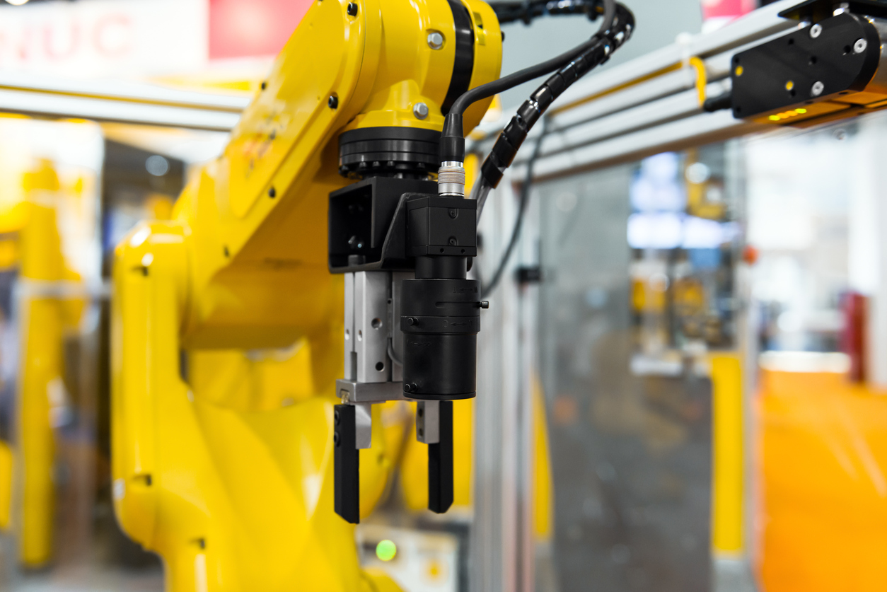 3D Vision is Creating Innovation in Industrial Robots  Robotics Blog