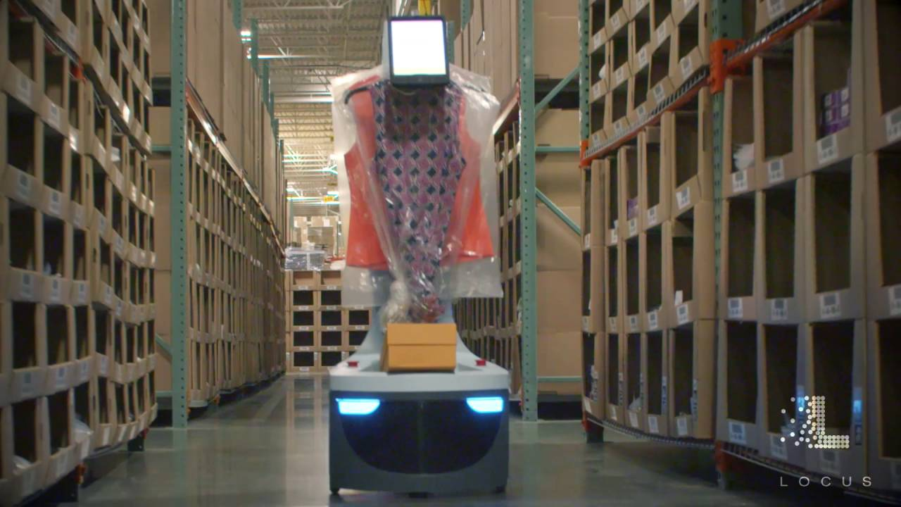 Locus Robotics Announces Supply Chain Services as New Channel Partner  Robotics Business Review