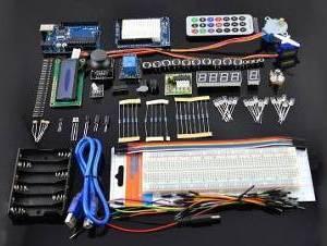 H024 DIY geek kit microcontroller Learning Kit per Arduino