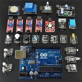 H029 24 Modulo Sensore DIY Kit 24 Sensore per Arduino
