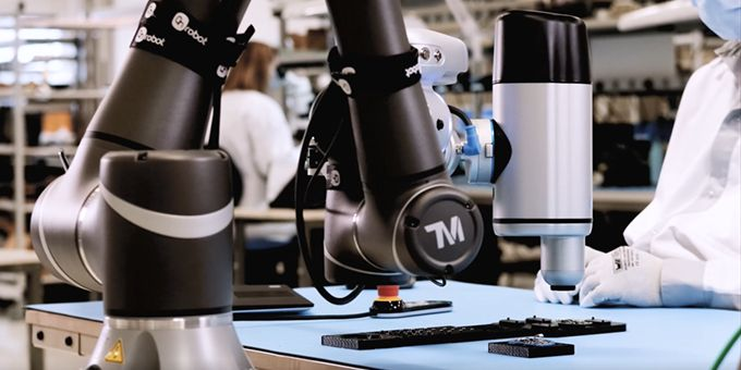 Automation Lends Humans a Hand in High-mix Low-volume Manufacturing