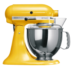 Kitchenaid Artisan Giallo Girasole