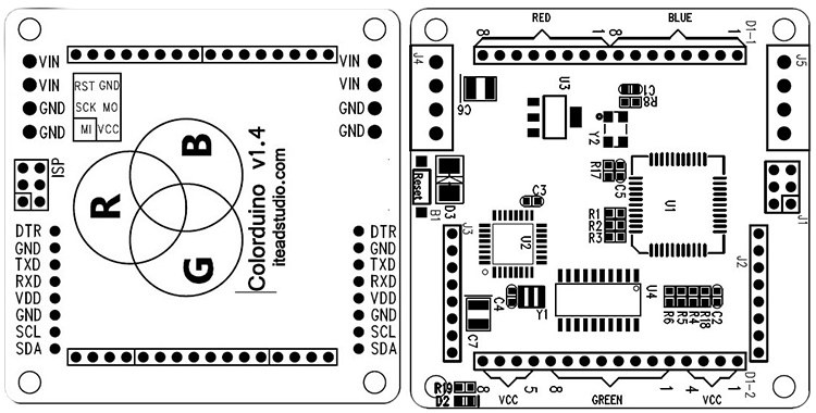 Buy Arduino Esplora (Clone) with cheap price