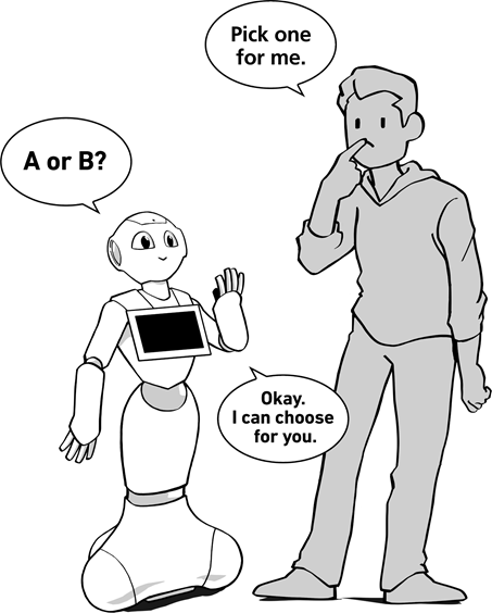 How to Create a Great Experience with Pepper Robot