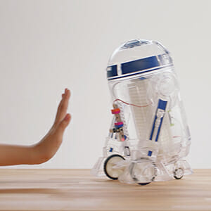 LittleBits Star Wars Droid force mode