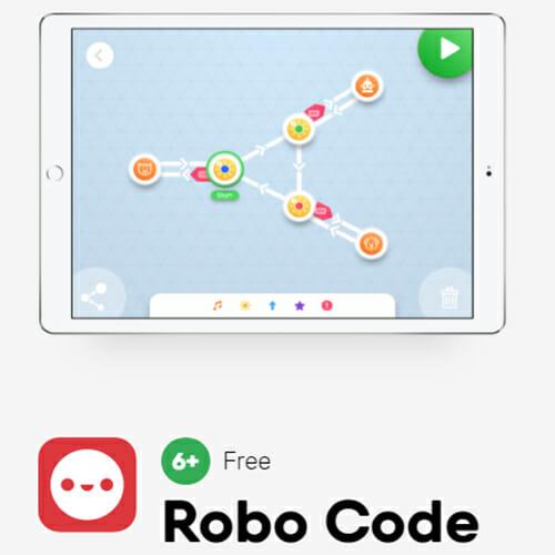 Robo Wunderkind app, robo code, robotopicks
