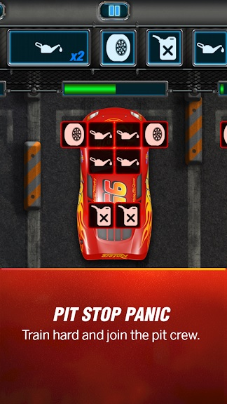 robotopicks_Sphero Ultimate Lightning McQueen_app 4