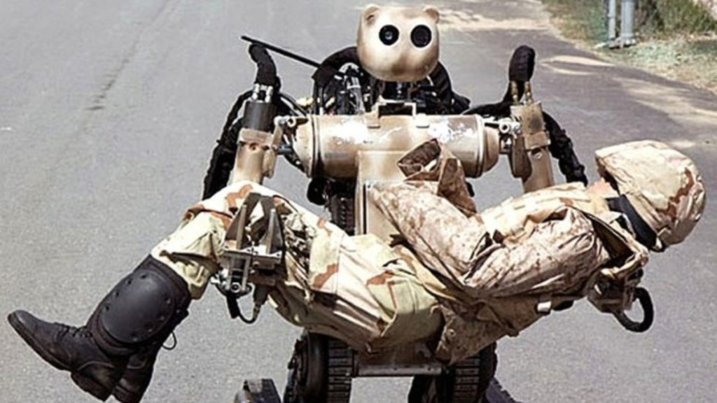 robotic for military_robotopicks