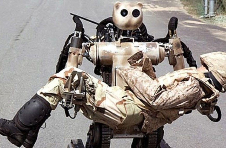 Robotics Company Announce New Spin-off to Develop AI Robot for Military And Police Use