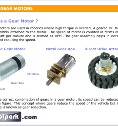 dc gear motors are typically used in automotive applications such as power winches on trucks windshield wiper motors power seats or power windows  [ 1400 x 1100 Pixel ]