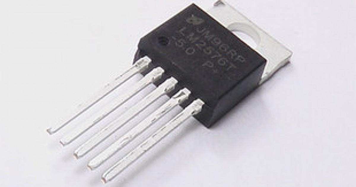 3a Adjustable Regulator Using Lm350