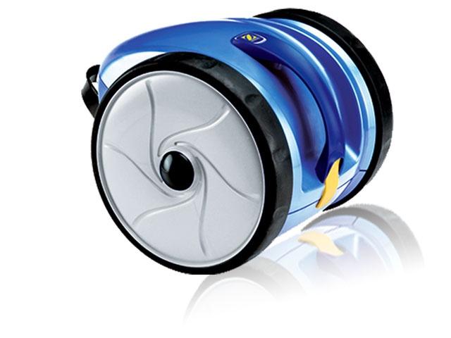 Robot piscine lectrique Zodiac VORTEX 1 bac rcuprateur ergonomique sur RobotPiscinefr