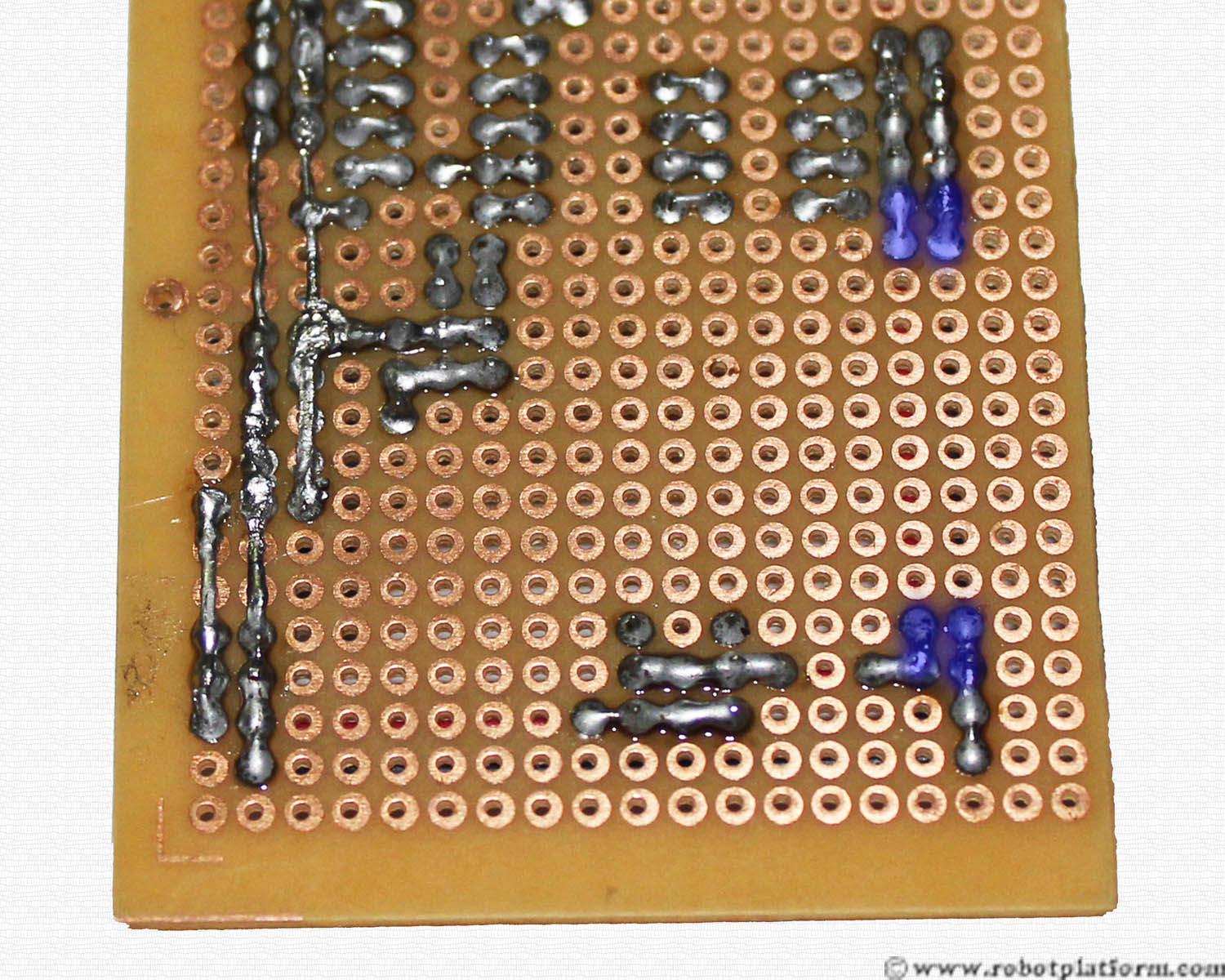 Now You Can Solder The Wires To The Circuit Board But Before That I