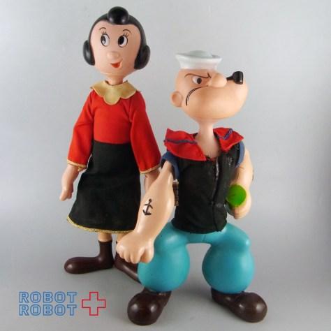 DAKIN Popeye & Olive ポパイとオリーブ