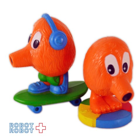 Q-Bert PVC GROUP Gottlieb 1983