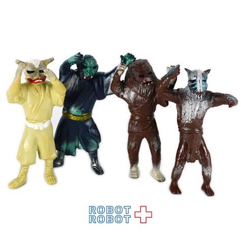 HenshinNinjaArashi Mini Vinyl  GROUP C