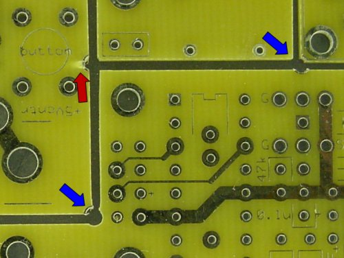 Printed And Perforated Breadboard Tips Part 1 Of 4 Robot Room