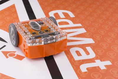 edison programmable robot