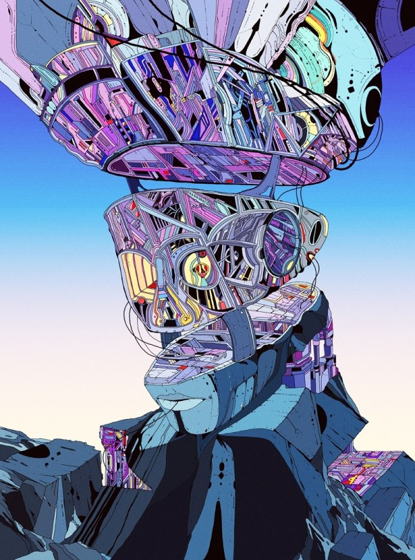 Space Robotspacebrain