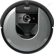 iRobot Roomba i7 (7150 silver) WiFi