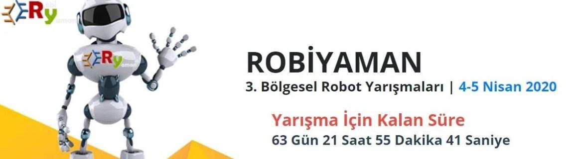 2020 Robot Yarışmaları Takvimi